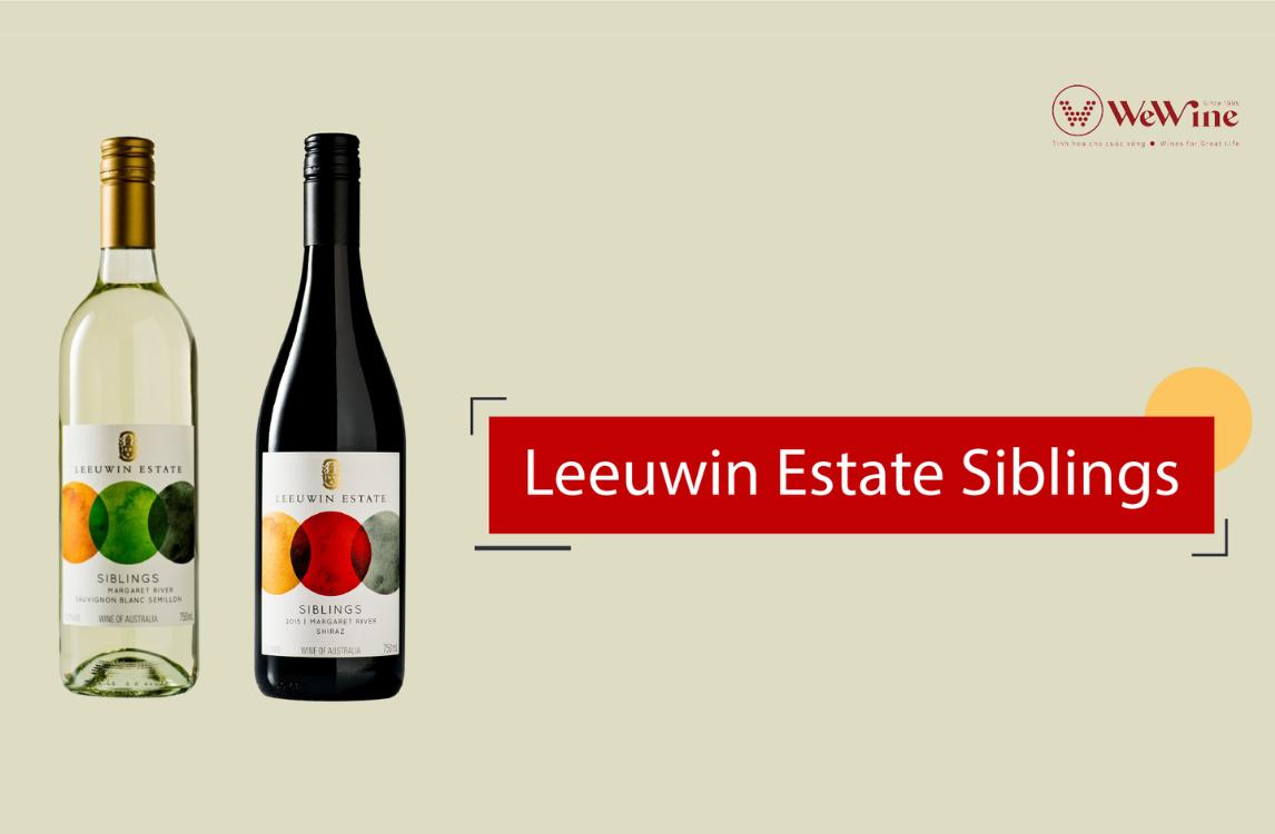 Khám phá rượu vang Leewin Estate Siblings