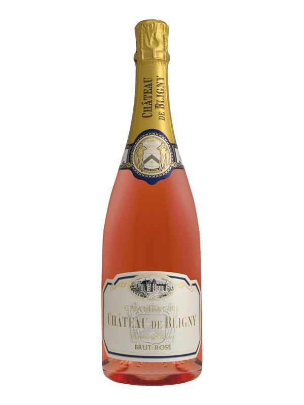 Champagne Chateau de Bligny Rose