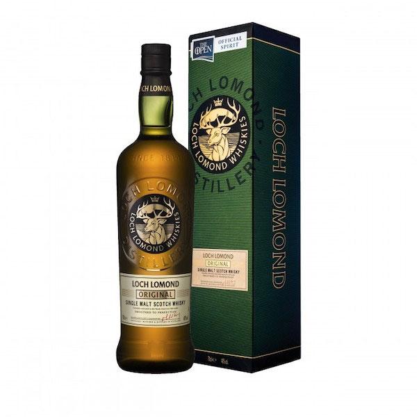 Loch Lomond Original được nhập khẩu chính hãng, mang hương vị tinh tế, đậm đà