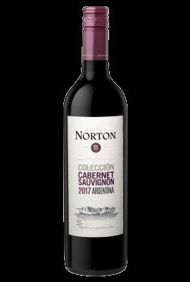 Norton Coleccion Cabernet Sauvignon title=
