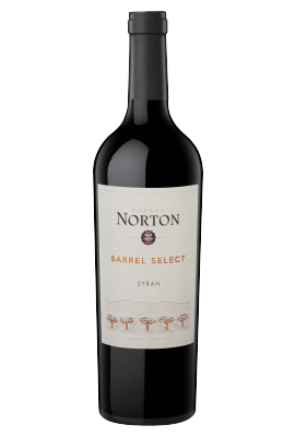 Norton Barrel Select Syrah title=