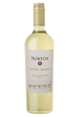 Norton Barrel Select Sauvignon Blanc title=