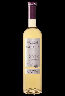 Domaine Cazes Muscat de Rivesaltes Bio title=