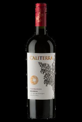 Caliterra Reserva Carmenere title=