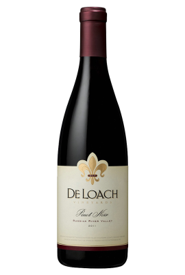DeLoach Russian River Pinot Noir title=