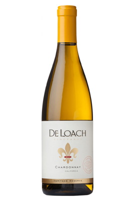 DeLoach Heritage Reserve Chardonnay title=