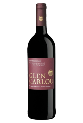 Glen Carlou Grand Classique Bordeaux Blend title=