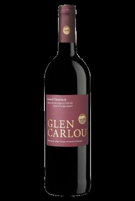 Glen Carlou Grand Classique Bordeaux Blend title=