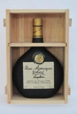 Delord Napoleon Bottle Basquaise title=