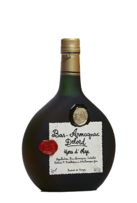 Delord Hors d'Age bottle Basquaise title=