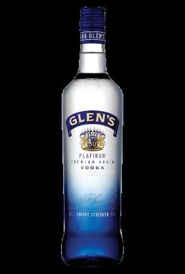 Glen's Vodka Platinium title=