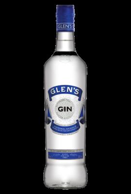 Glen's Gin title=