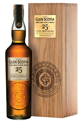 Glen Scotia 25 Year Old title=