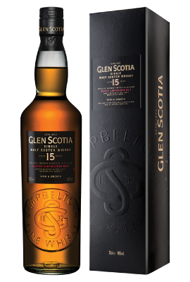 Glen Scotia 15 Year Old title=