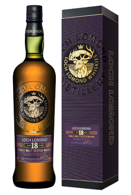 Loch Lomond 18 Year Old title=