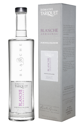 Domaine Tariquet Blanche Bas-Armagnac AOC with Gift Box title=