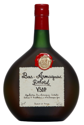 Delord VSOP Bottle Basquaise with Gift Box title=