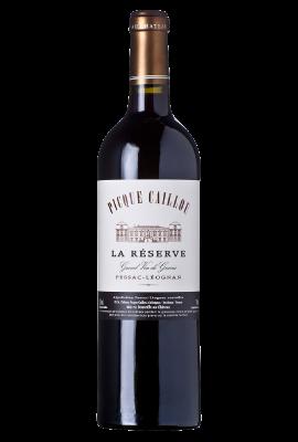 La Reserve De Picque Caillou title=