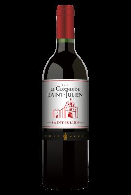 Le Clocher de St Julien title=