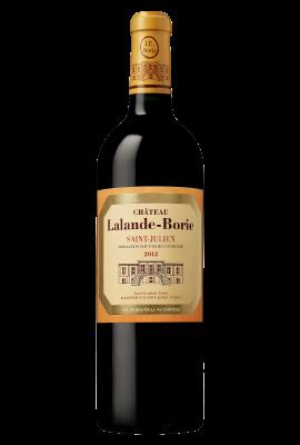 Chateau Lalande-Borie title=