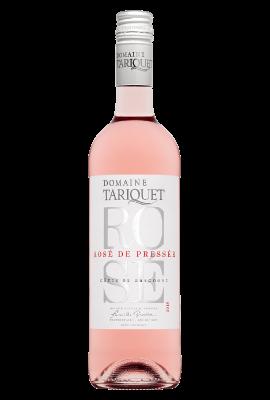 Domaine du Tariquet Rosé de Pressé title=