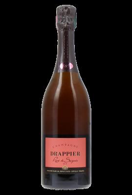 Champagne Drappier Rose de Saignee title=