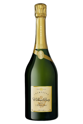 Champagne Cuvee William Deutz title=