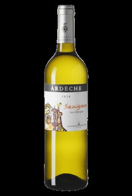 Vignerons Ardechois Les Classiques Sauvignon Blanc title=