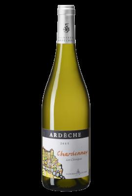 Vignerons Ardechois Les Classiques Chardonnay title=