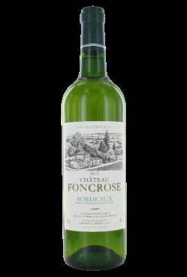 Chateau Foncrose Sauvignon Blanc - Semillon title=