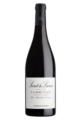 Secret de Lunes BIO Carignan title=
