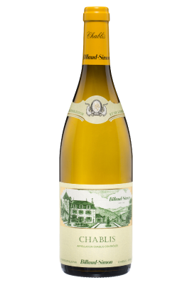 Domaine Billaud-Simon Chablis title=
