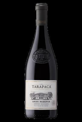 Tarapaca Gran Reserva Cabernet Sauvignon title=
