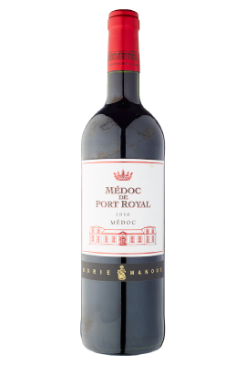 Medoc de Port Royal title=