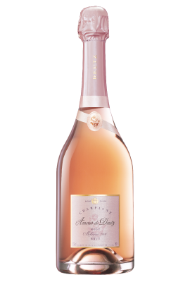 Champagne Cuvee Amour de Deutz Rose title=