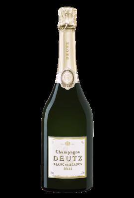 Champagne Deutz Blanc de Blancs Vintage title=