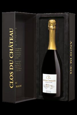 Champagne Clos du Chateau de Bligny Brut Nature title=