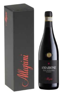 Allegrini Amarone Classico Single-bottle Paper Giftbox title=