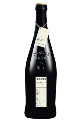 Tosti 1820 Le Luccione Moscato d'Asti Organic Still Wine 5.5% Moscato title=