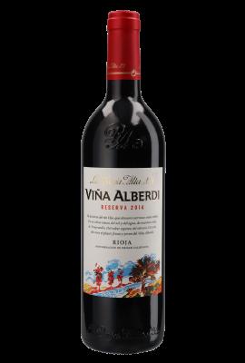 La Rioja Alta Viña Alberdi Reserva title=