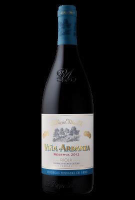 La Rioja Alta Viña Ardanza Reserva title=