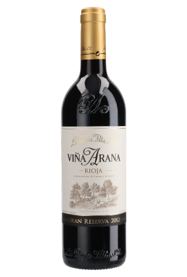 La Rioja Alta Gran Reserva Viña Arana title=