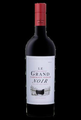 Le Grand Noir Classic Cabernet - Syrah title=