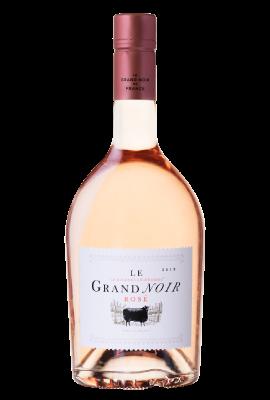 Le Grand Noir Classic Rose Grenache - Syrah title=