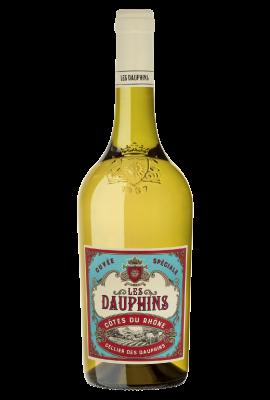 Celliers Des Dauphins Les Dauphins Cuvee Speciale Blanc title=