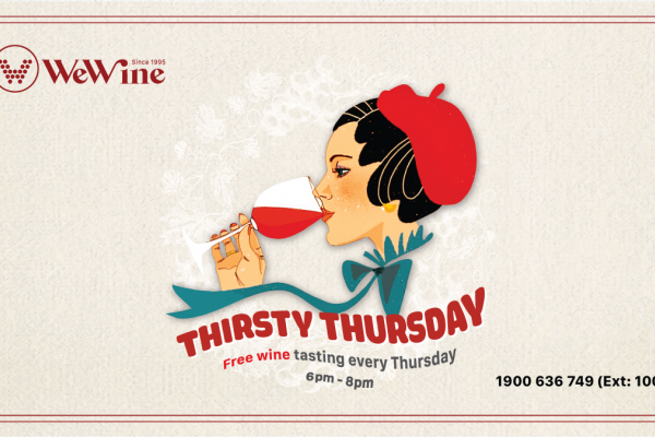 Free Tasting Thirsty Thursday