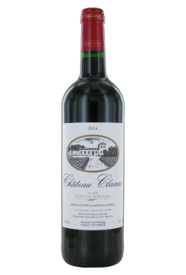 Chateau Clairac - Blaye Cotes de Bordeaux Rouge 75cl title=