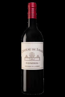 Chateau de Sales Merlot - Cabernet Franc title=