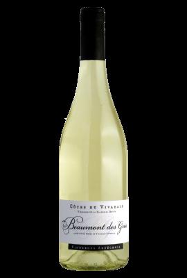 Vignerons Ardechois Beaumont des Gras Blanc title=