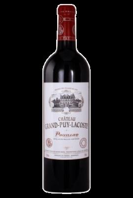 Château Grand-Puy-Lacoste, GCC Pauillac title=